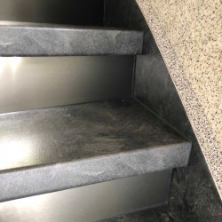 Stainless steel control stage - Trend