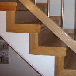 Wooden finish on the side - Trend